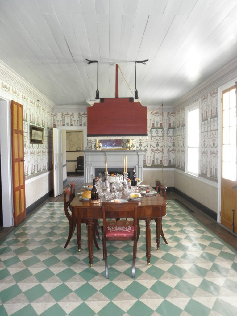 Magnolia Mound Plantation - Dining Room