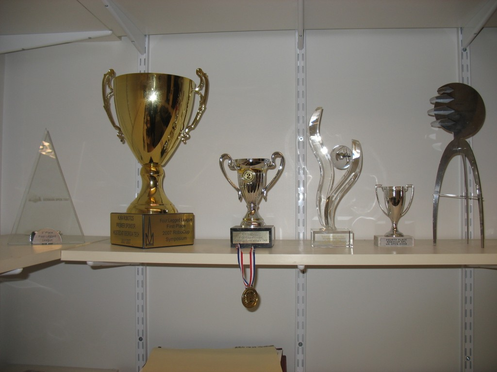 Northern Bites Trophy collection