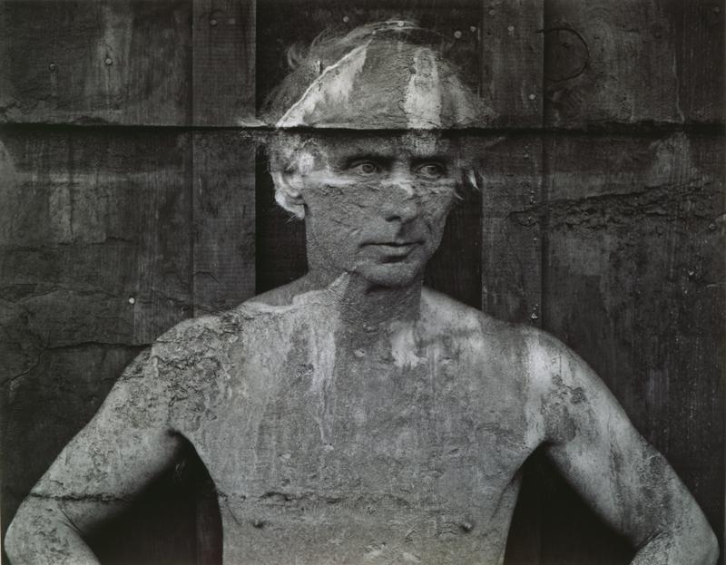 George Platt Lynes Self Portrait
