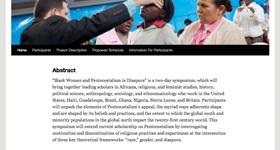 Black Women and Pentecostalism in Diaspora: a two-day symposium