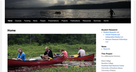 Maine Rivers, Estuaries and Coastal Fisheries – ecological and economic connections
